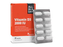 Vitamín D3 All in a day
